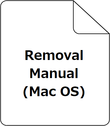 Removal Manual(Mac)