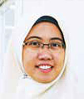 Photo of HESARIANTI Alamanda Lecturer