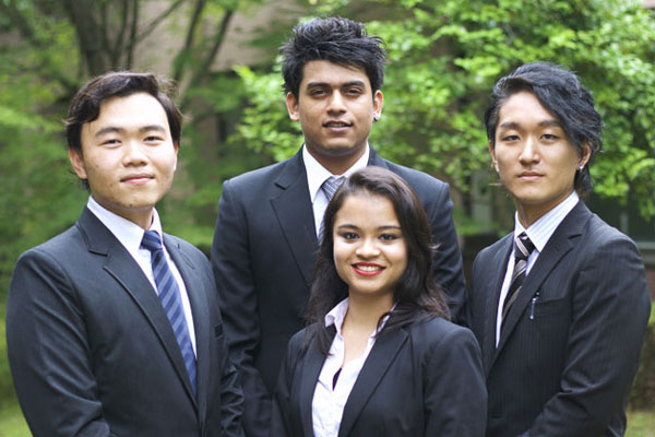 APU Global Business Case Challenge (GBCC)