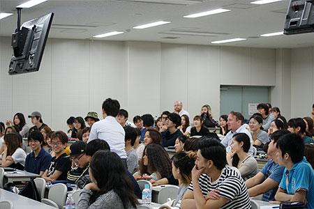 Global Alumni Lecture Program - Using English in your work
